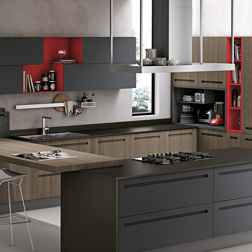 Cucine follonica in out arredo cucina follonica - Materiali per cucine ...